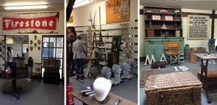 Holt Antiques and Interiors now open