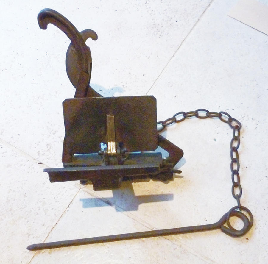 Vintage Imbra Rabbit Trap