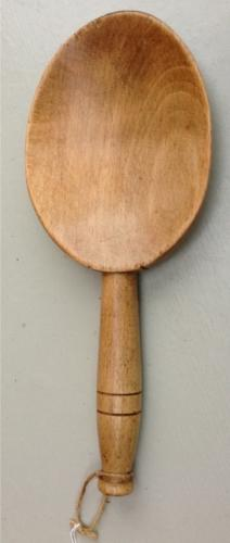 Antique Butter Spoon