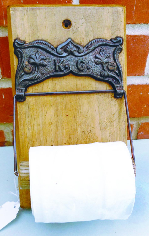 Antique Toilet Roll Holder