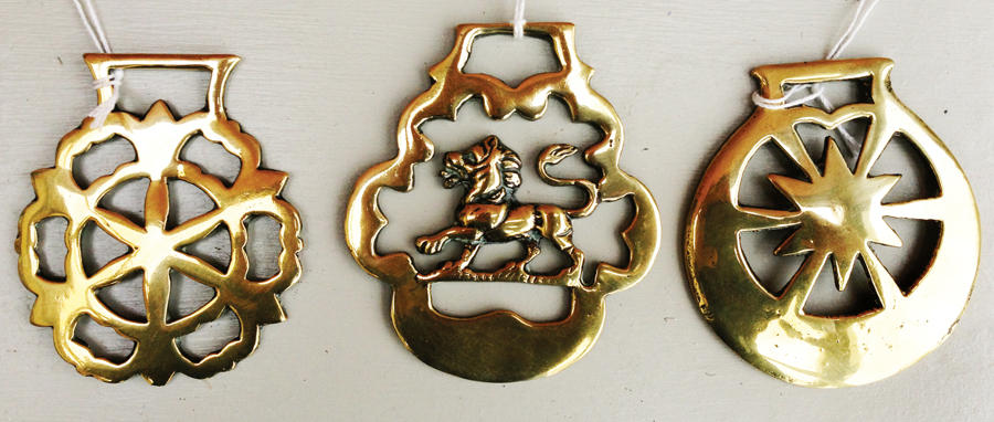 Victorian Horse Brasses