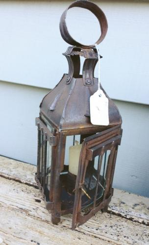 19th Cent Lantern (size 0 )