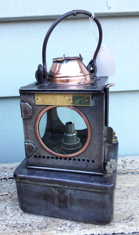 BR (W) Railway lamp
