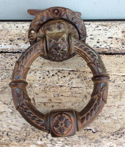 19th Cent French Door Knocker