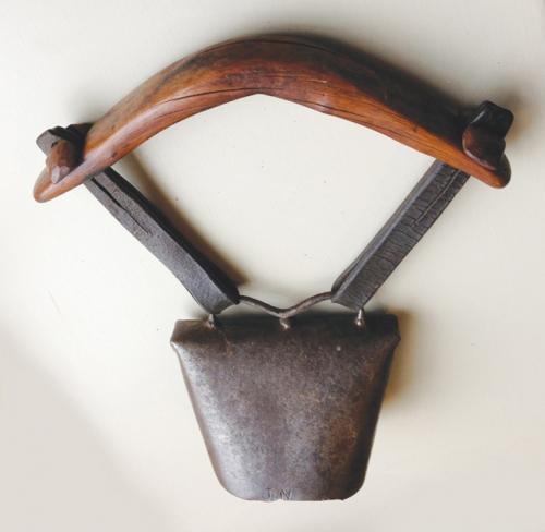 19th Cent Shepherd's Clucket Bell