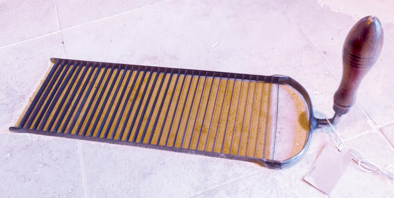 Antique Curd Breaker