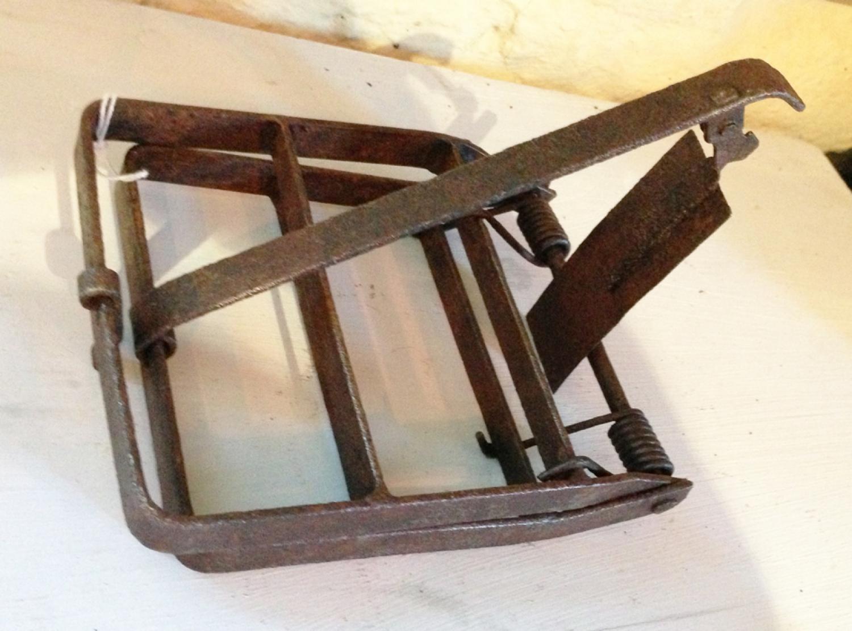 Old Frame Trap