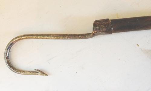 Antique Fishing Gaff