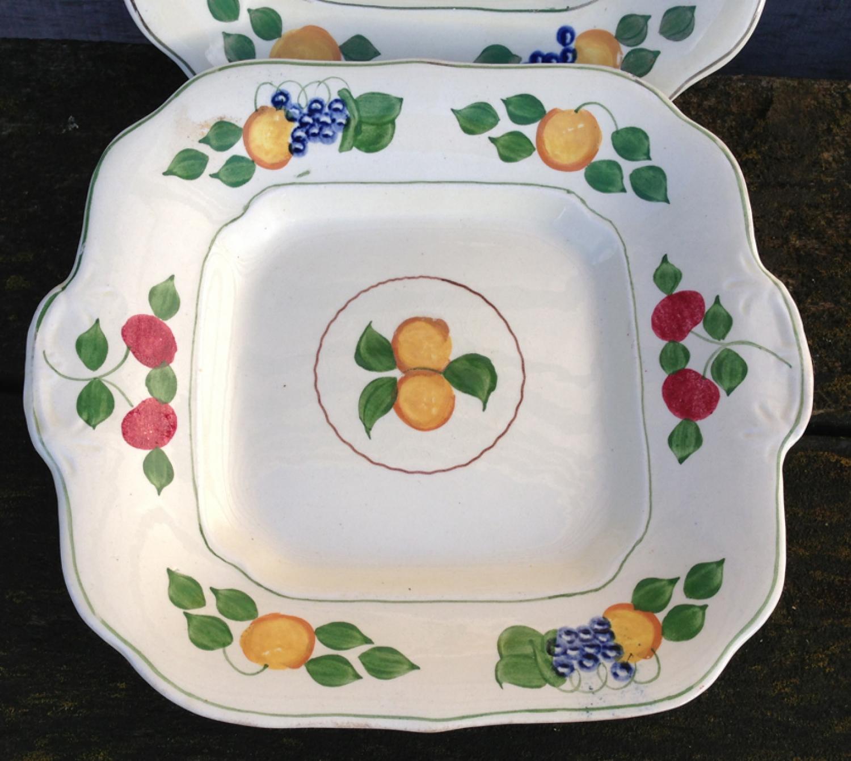 Titian Cake Plates