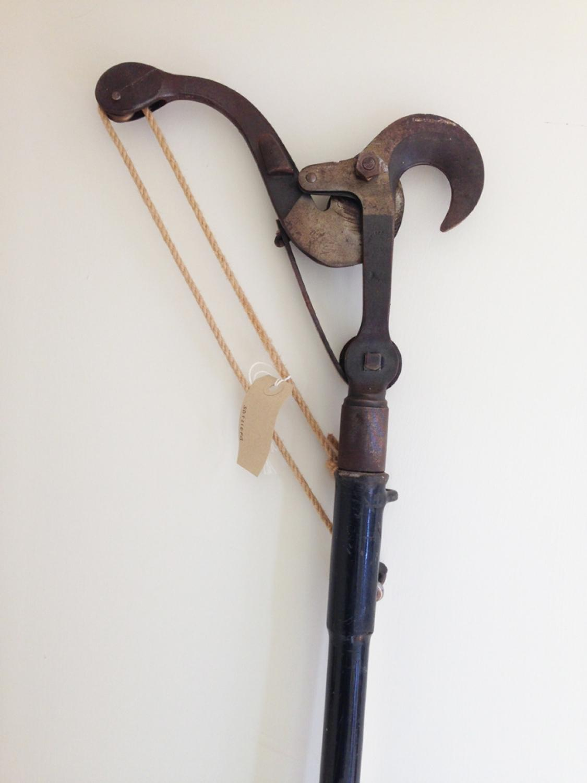 Antique Long Arm GPO Pruners