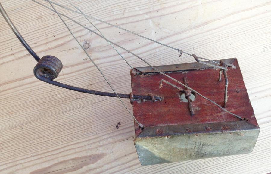 Vintage Coil Trip Rat Trap