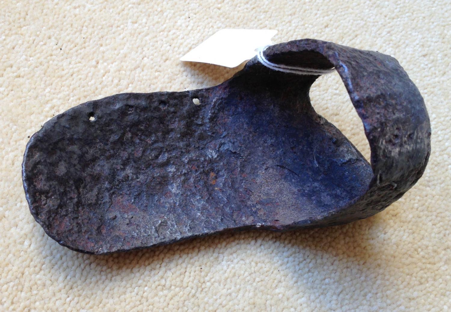19th Cent Ox/Cow Shoe