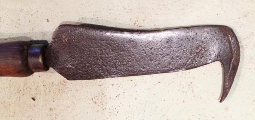 19th cent Shepherd's Turnip Knife