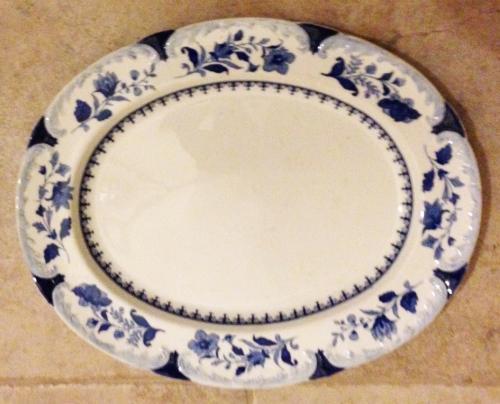 Large Spode Turkey Platter - Meat Plate