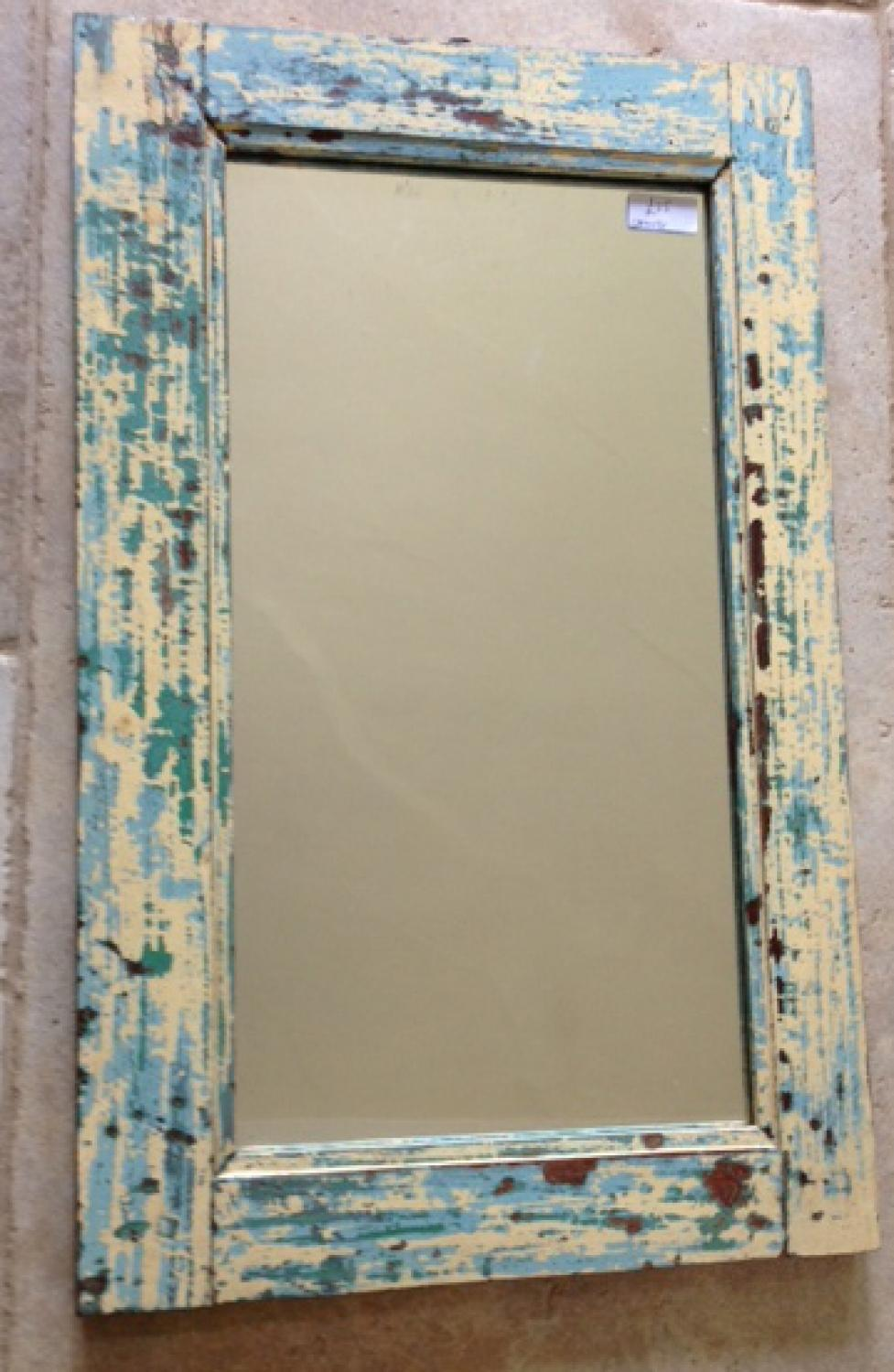 Antique Mirror in original paint