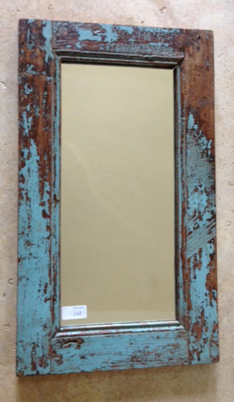 Antique Mirror in original paint