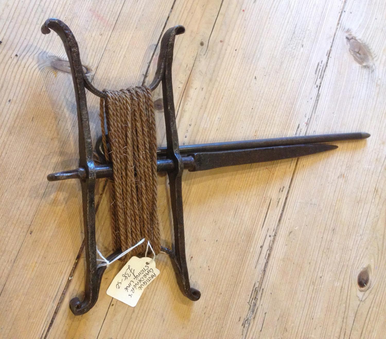 Antique Gardener's String Winder
