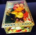 Antique Tin Caddy - picture 3