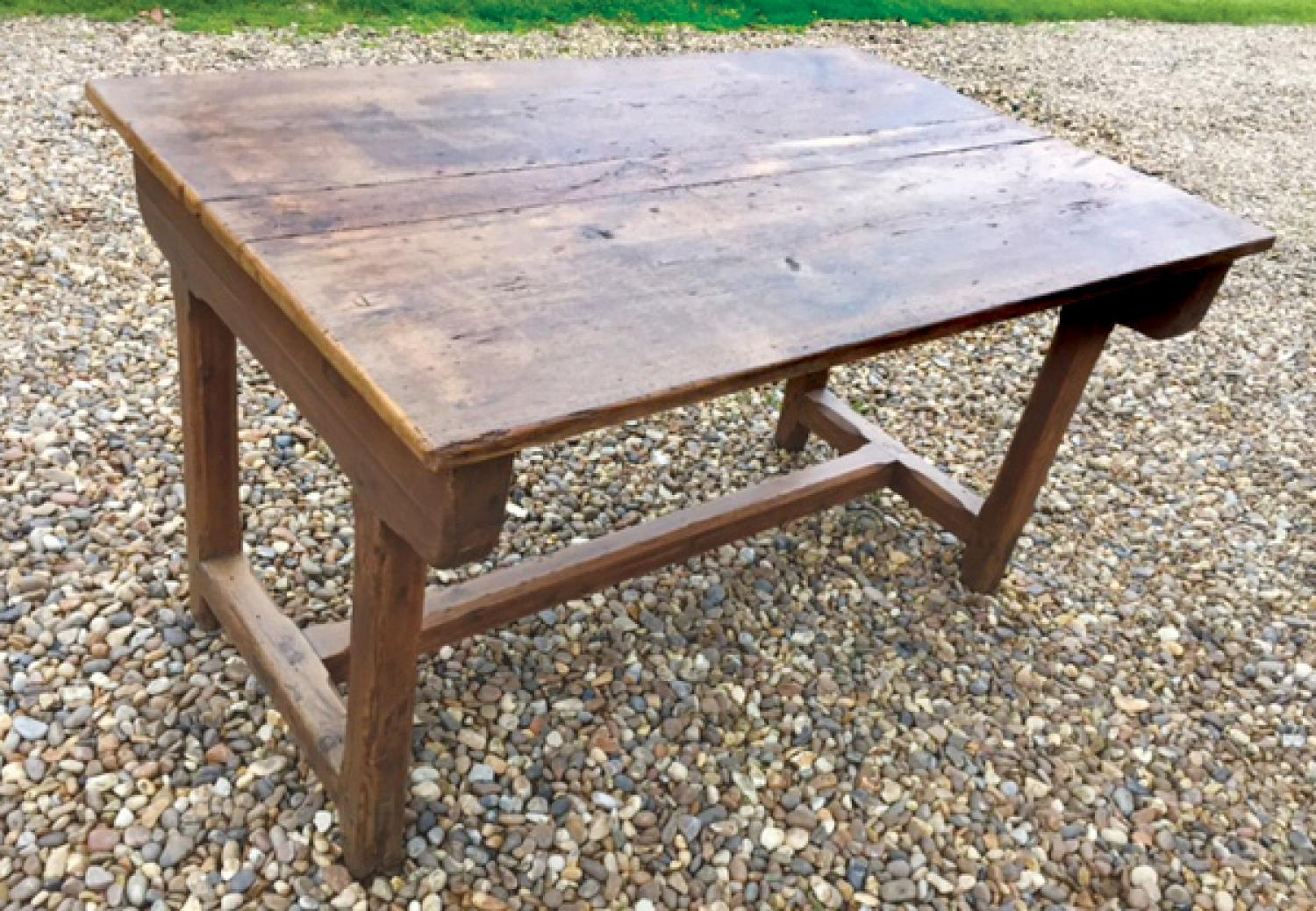 Antique Country Coffee Table