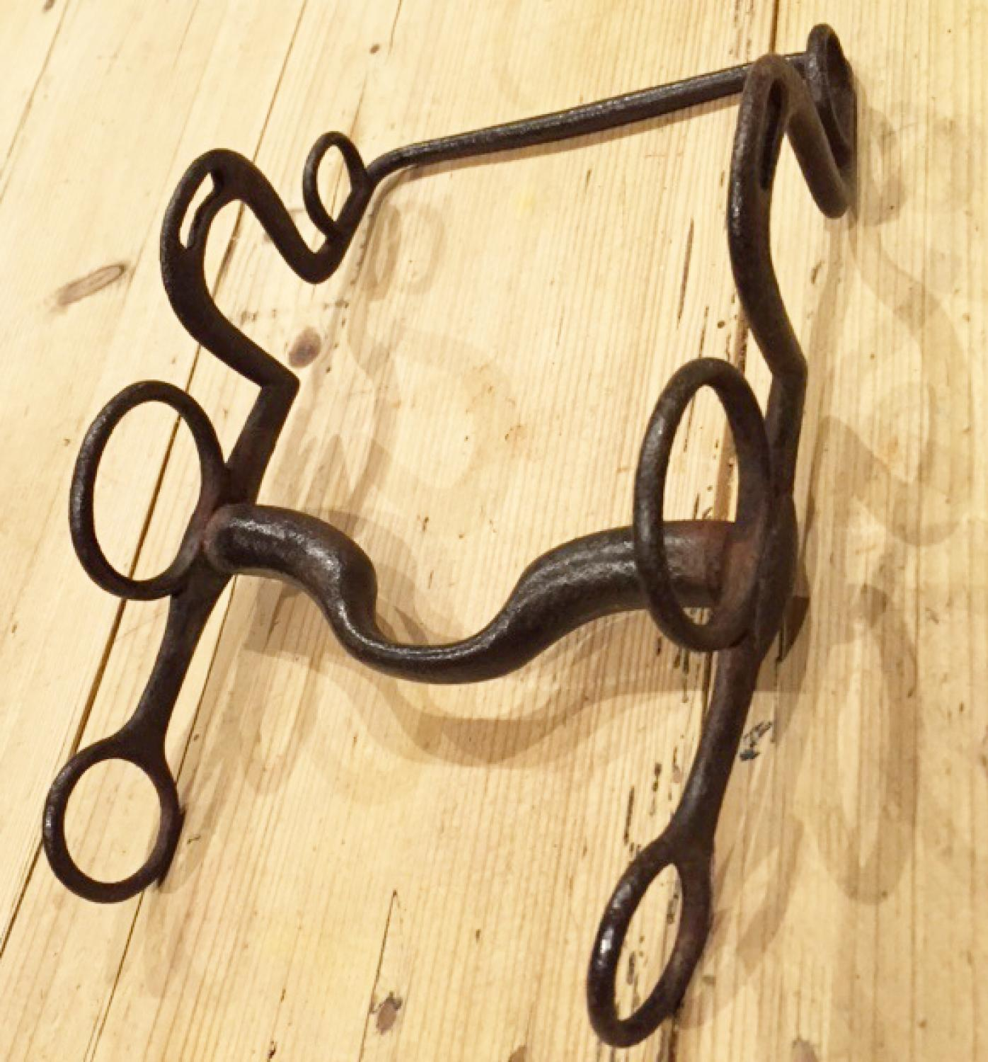 Antique Horse Bit