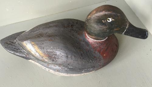 Antique Decoy Duck