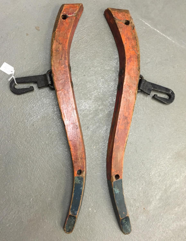 Antique Horse Hames