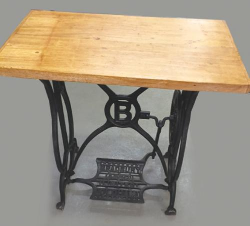 Antique Treddle Table