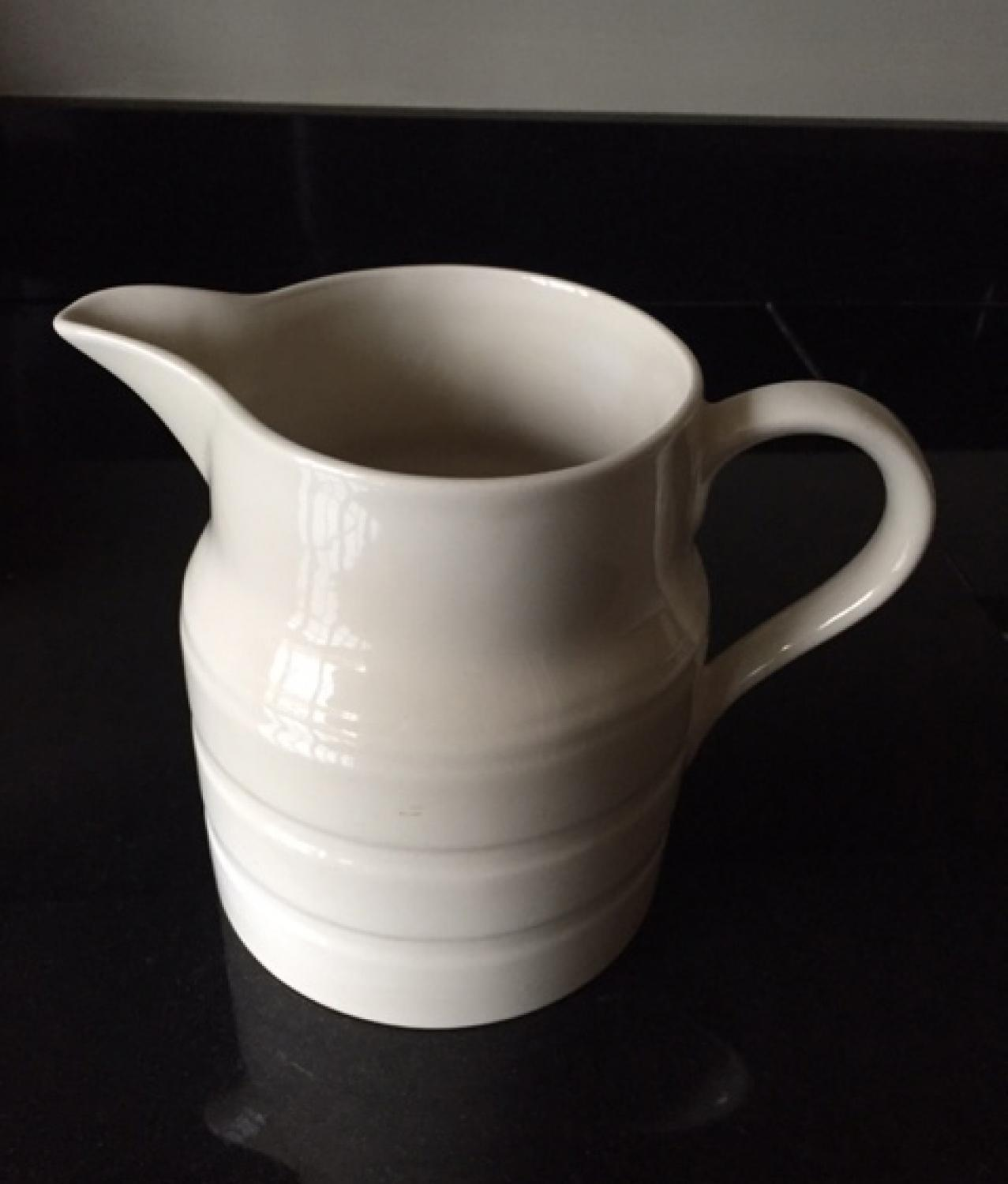 3 pint Lord Nelson Hooped Milk Jug