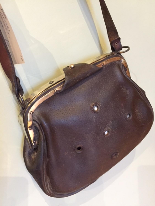 Vintage Hunting Ferreting Bag