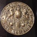 Victorian Milner Safe Plate - picture 3