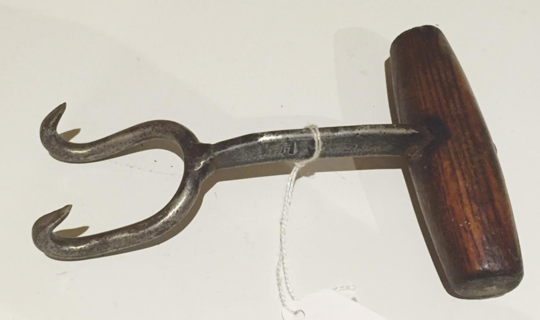 Antique Sack Hook