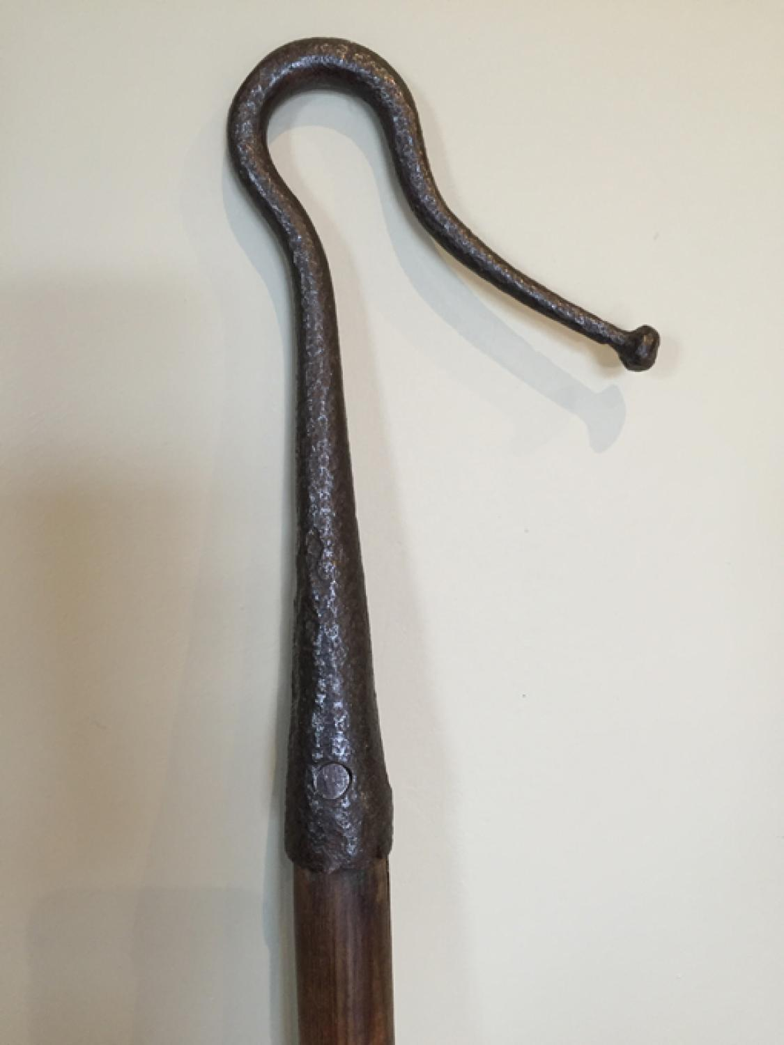 Antique Shepherd's Crook (Norfolk)