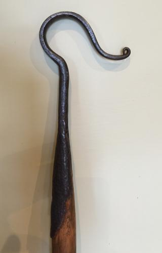Antique East Dean Shepherd's Crook