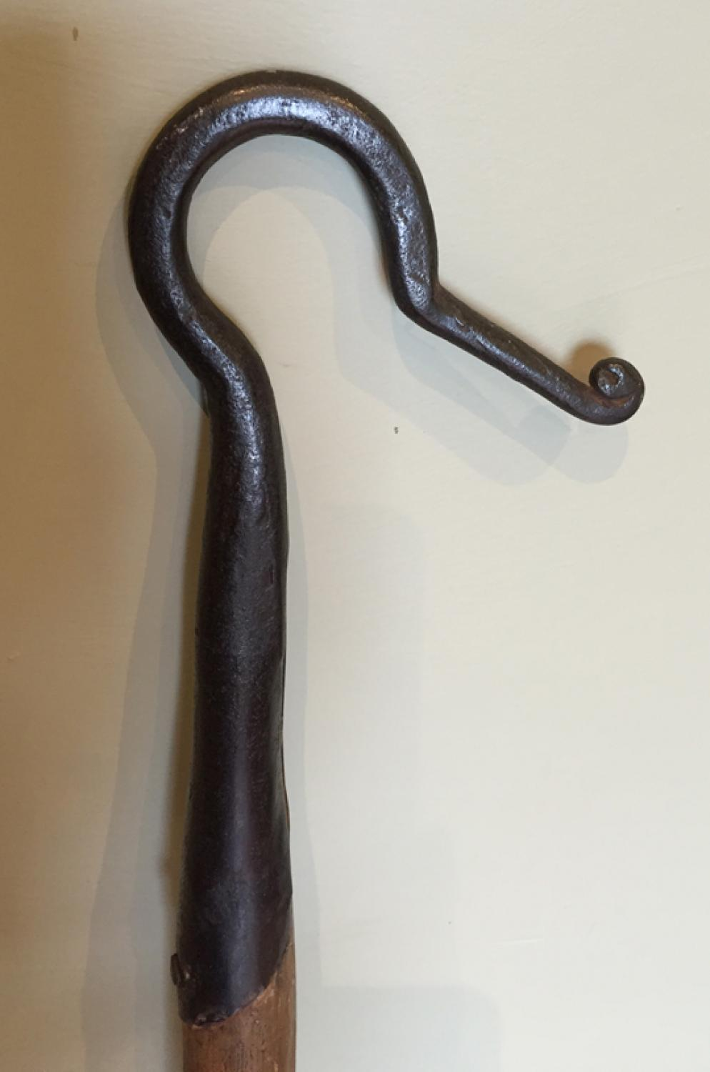 Antique Shepherd's Crook