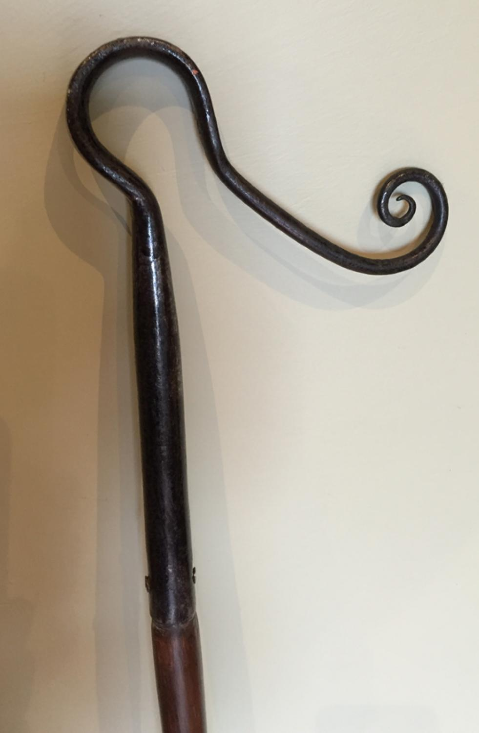 Antique Wiltshire Shepherd's Crook