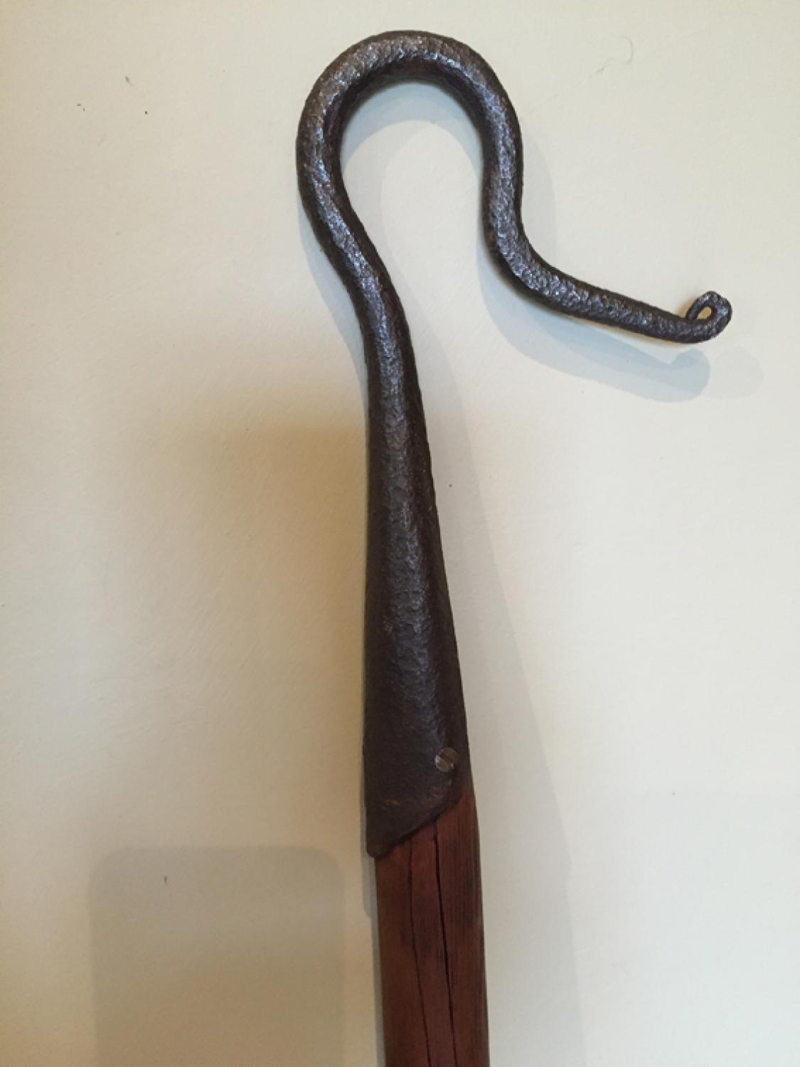 19th cent Shepherd's Crook