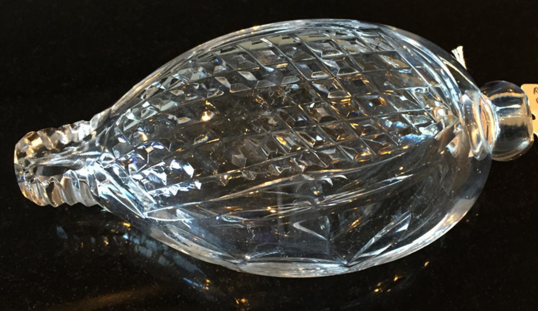 Fine Victorian Cut Glass Baby Feeder