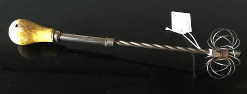 Vintage Push Whisk