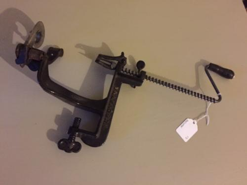 Vintage Mechanical Apple Peeler