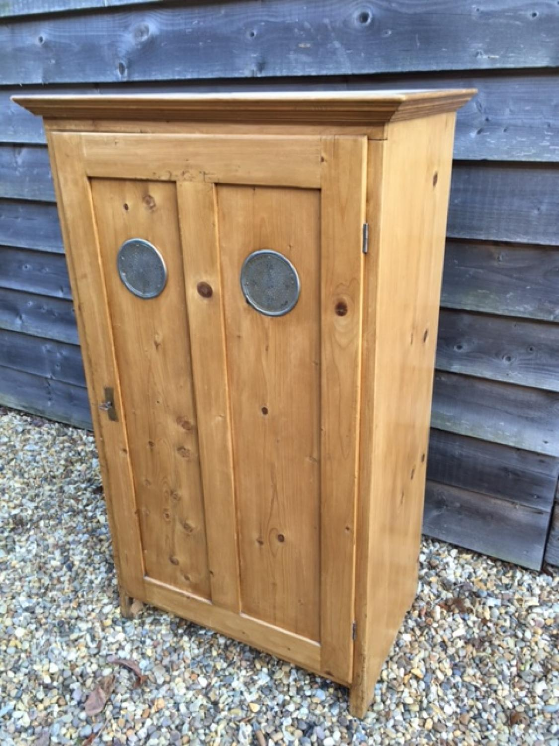 Antique Larder Cupboard - Antique Larder Cupboard Antique Furniture