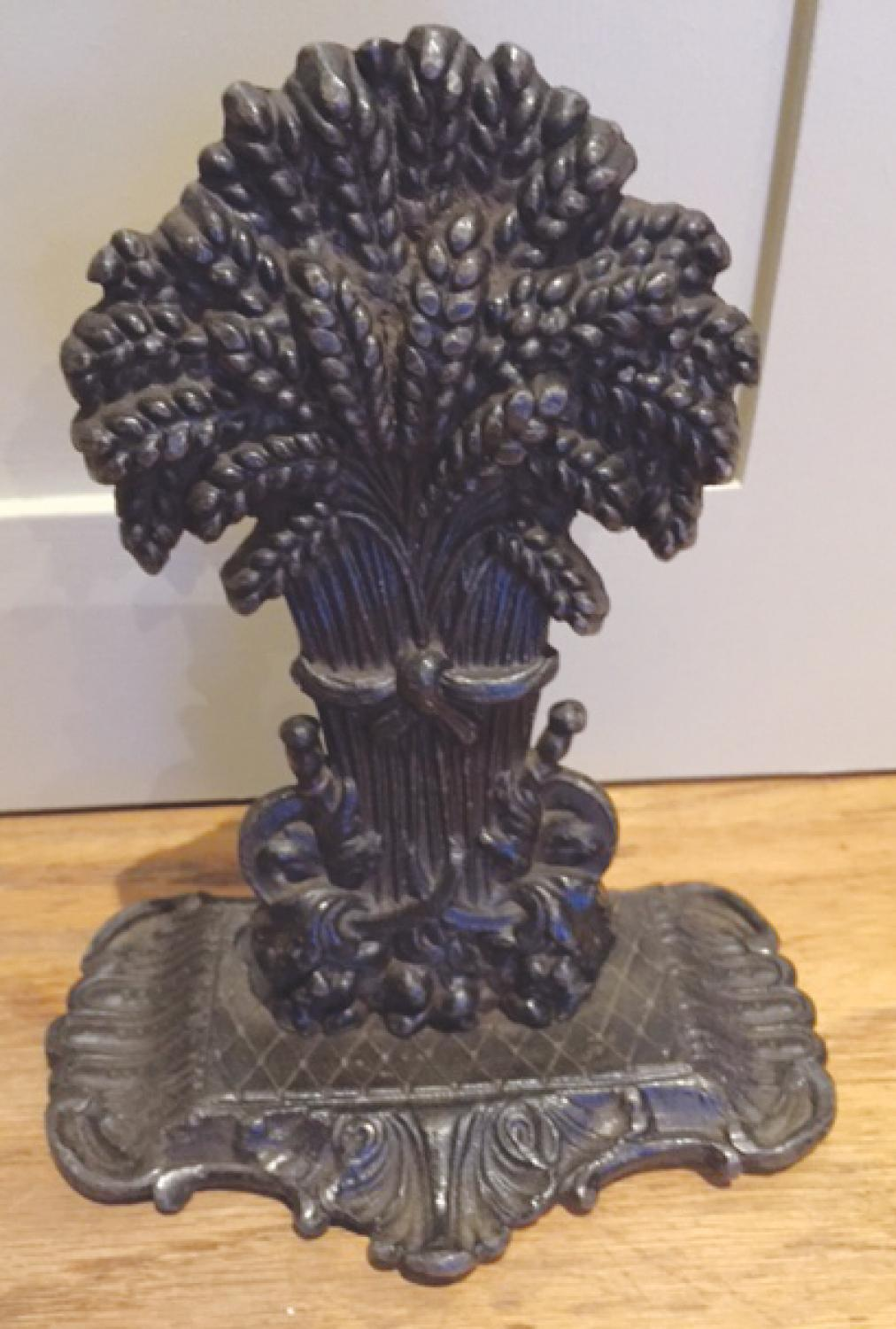 Victorian Wheatsheaf Chimney Piece