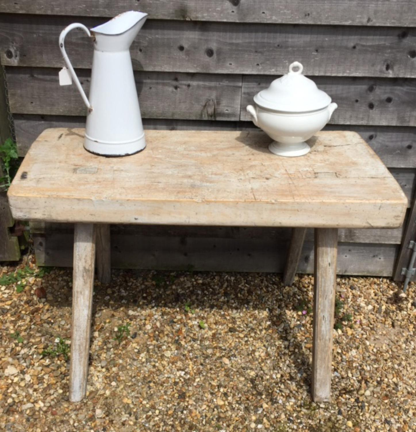 Farmhouse Chopping Table