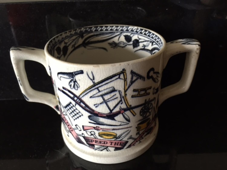 Victorian Farmer's Mug (1/2 pint)
