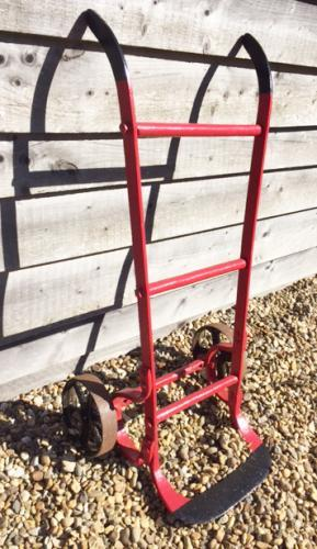 Antique Farm Sack Barrow