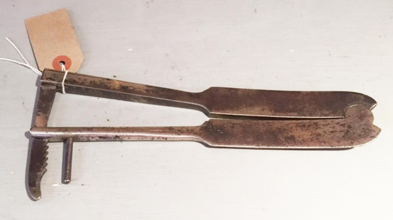Antique Sheep Castrators