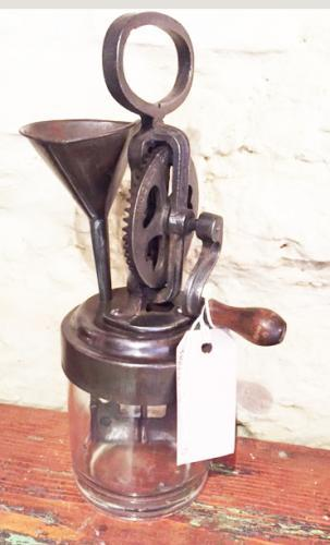 Vintage Mayonnaise Maker