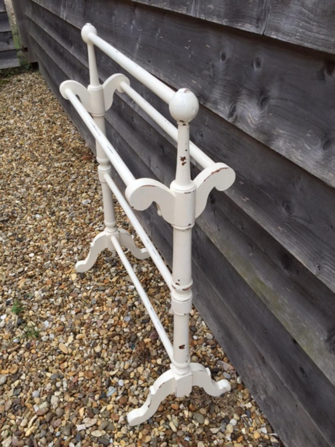 Antique Towel Rail