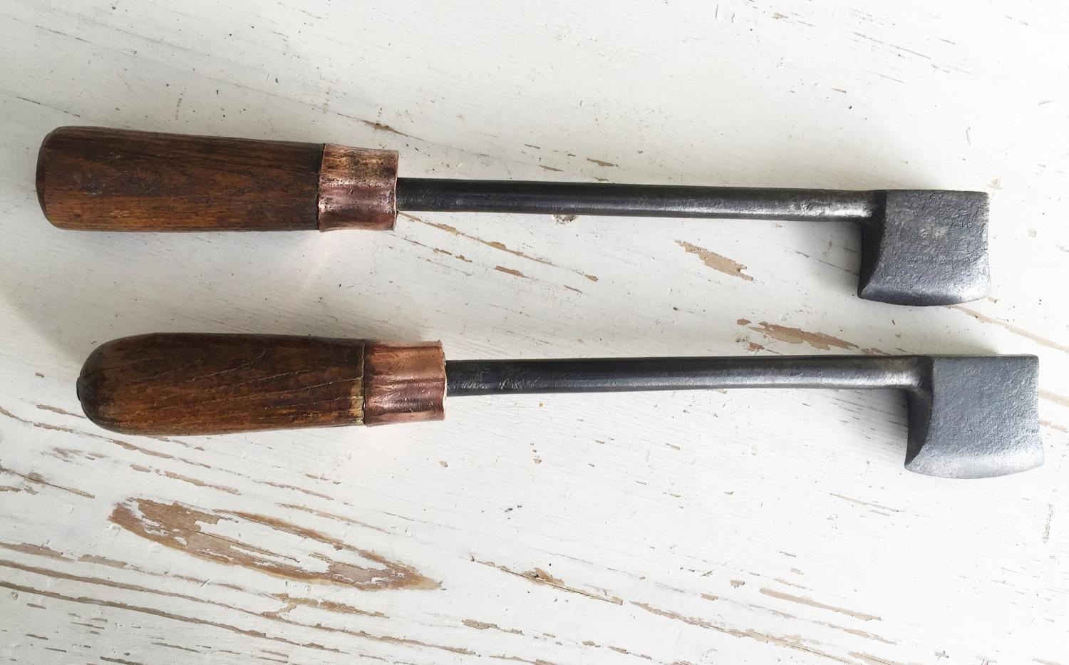 Quality Arnold & Sons Sheep Searing Irons