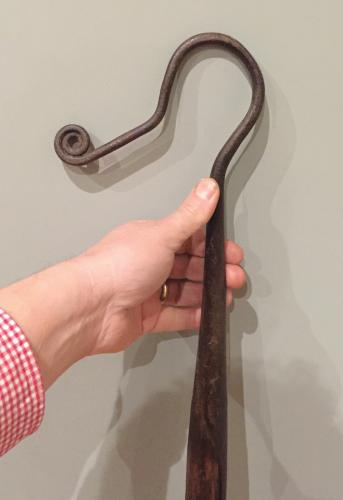 Rare Dorset Shepherd's Neck Crook