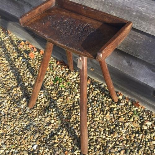 19th cent Chopping Table